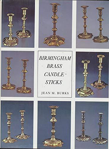 Birmingham Brass Candlesticks