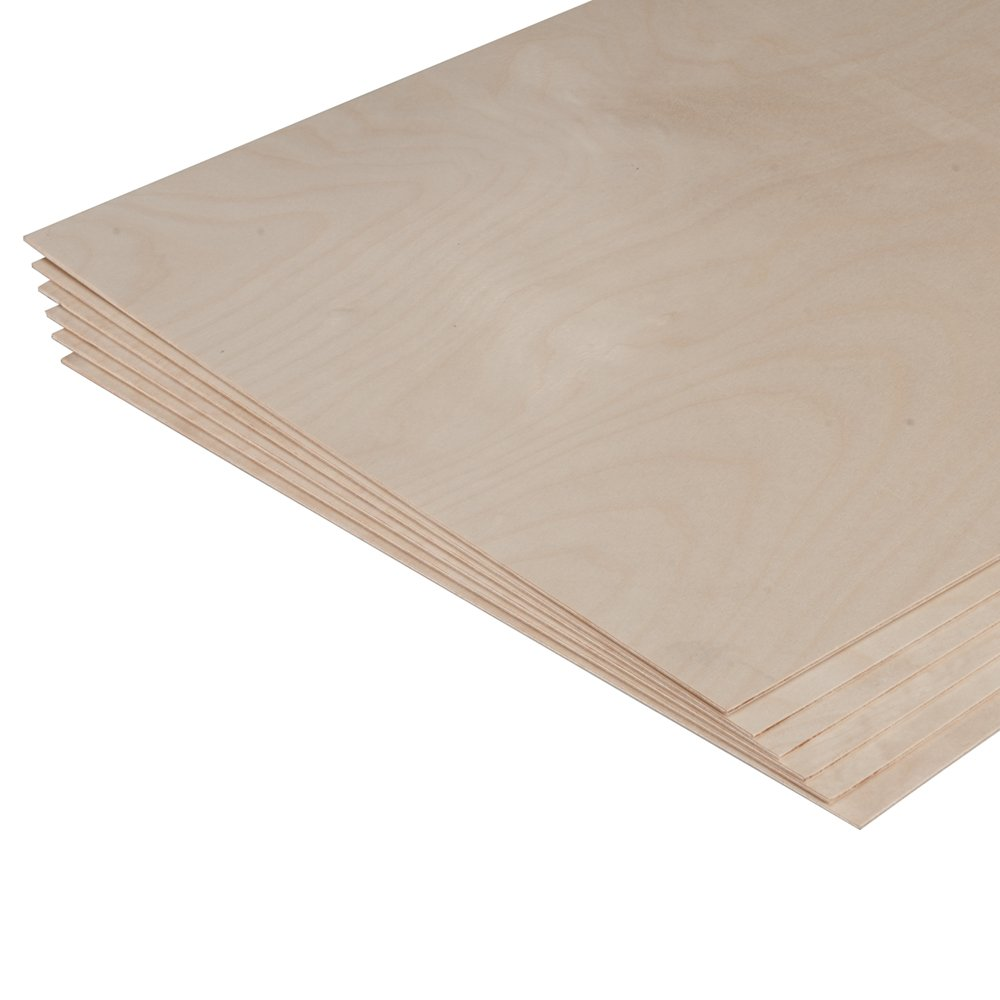 887860 Model Birch Plywood 1/16 x 12 x 24  (6)