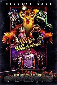 Willy's Wonderland [Blu-