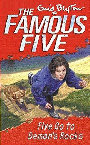 Five Go To Demon's Rocks: Book 19 (Famous Five)