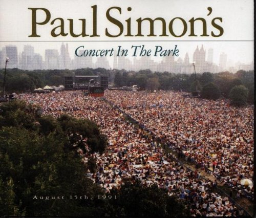 Paul Simon's Concert in the Park by Warner Bros