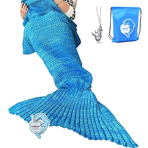 What Do You Get A 9 Year Old Girl For Her Birthday Mermaid Tail Blanket