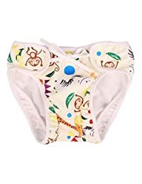 [Monkey] Reuseable Baby Swim Diaper Lovely Infant Swim Nappy Swimwear