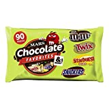 MARS Chocolate and More Favorites Halloween Candy Variety Mix Deal (Small Image)