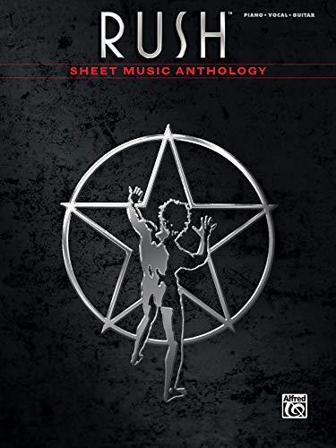 Rush -- Sheet Music Anthology: Piano/Vocal/Guitar