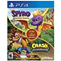 Crash Trilogy & Spyro Reignited Bundle for PS4 or Xbox One