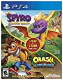 Toys : Spyro Crash Remastered Bundle - PlayStation 4