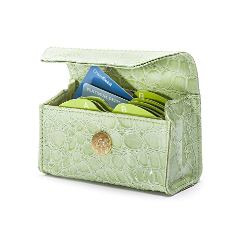 CARD CUBBY Wallet Organizer - ()