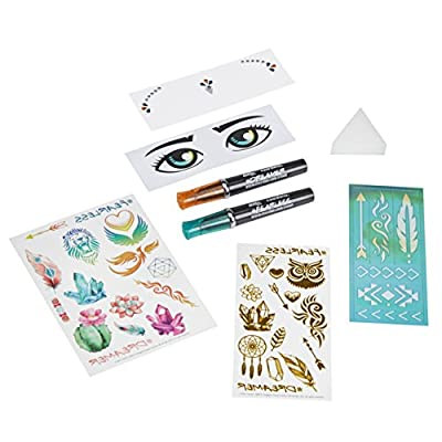 Alex Spa Just Be You Tattoo Set Fearless Dreamer Girls Fashion Activity: Toys & Games