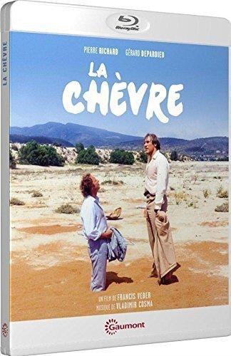 Knock on Wood (1981) ( La Chèvre ) ( The Goat ) [ Blu-Ray, Reg.A/B/C Import - France ]