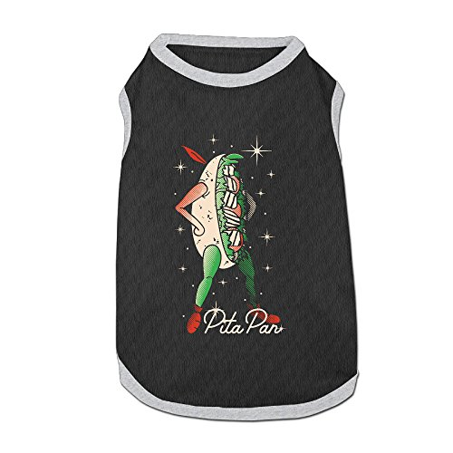 pet-clothing-delicious-food-pita-pan-hot-logo-cool-dog-puppy-clothes