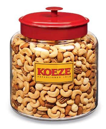 Holiday Reception MWM - 8 lb. Jar by Koeze