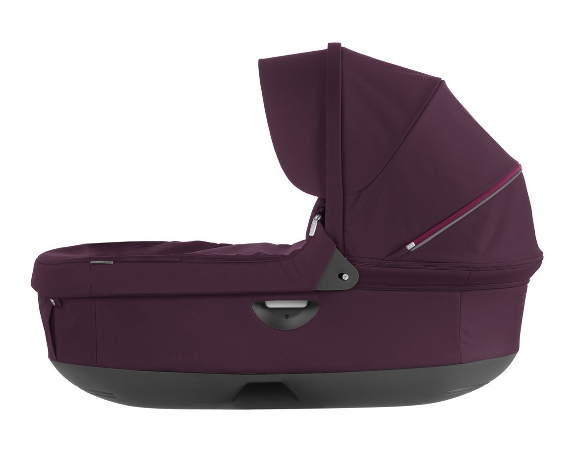 Stokke Crusi Carry Cot - Purple by Stokke (Image #1)