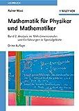 img - for Mathematik Fur Physiker Und Mathematiker: Analysis Im Mehrdimensionalen Und Einfuhrungen in Spezialgebiete v. 2 (German Edition) book / textbook / text book