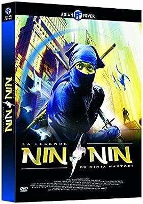 Ninnin - La légende du ninja Hattori [Francia] [DVD]: Amazon ...