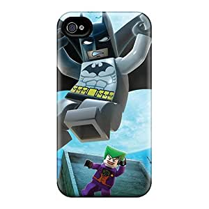 New Fashionable BeverlyVargo JOS34427sDqX Covers Cases Specially Made For Iphone 5/5s(lego Batman Game)
