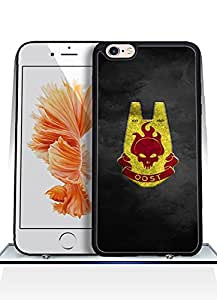 IPhone 6 Plus Funda Case, Game - Halo 3 High Impact Personalized Creative Distinctive Style Dust-proof Scratch Resistant Hard Back Funda Case For IPhone 6 6s Plus [5.5 inch]