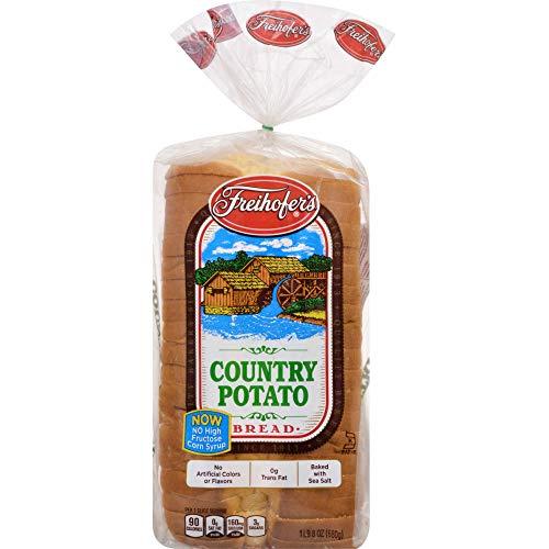 Potato Breads