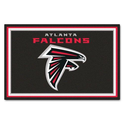 Fan Mats Atlanta Falcons Rug, 60