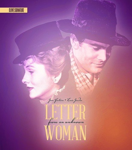 Blu-ray : Letter From an Unknown Woman (Olive Signature) (Blu-ray)