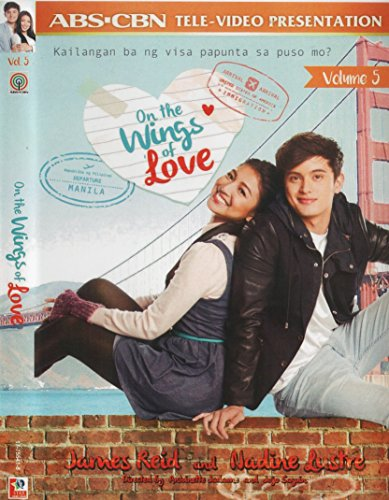 On the Wings of Love Vol 5 Filipino Dvd