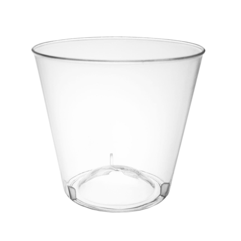 Party Essentials Plastic Shot Glasses, 1 oz. (2,500 ct.)