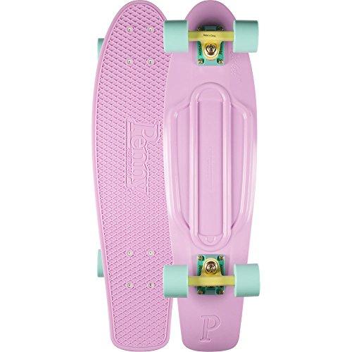 PENNY Pastel Nickel Skateboard, Lilac