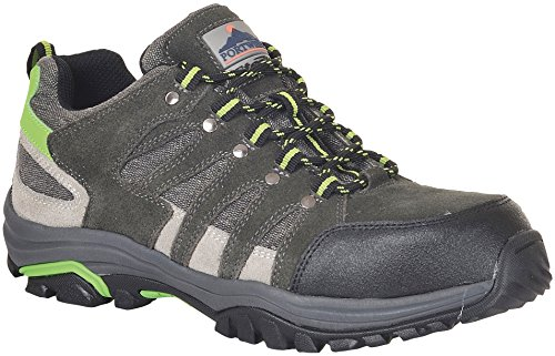 Stahlkappe Portwest Grey Sicherheit Trainer Loire Low Steelite Cut 8IPxpnq4PC