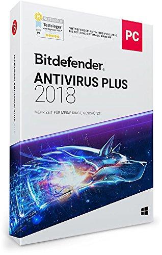 Bitdefender Antivirus Plus 2018 – 3 PC   1 Jahr / 365 Tage (Windows) - Aktivierungscode