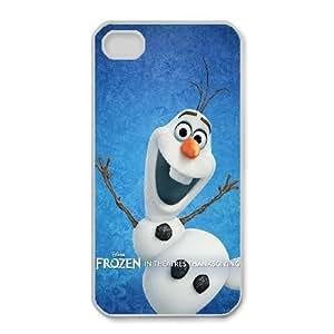 iphone4 4s Phone Cases White Frozen CBE028614