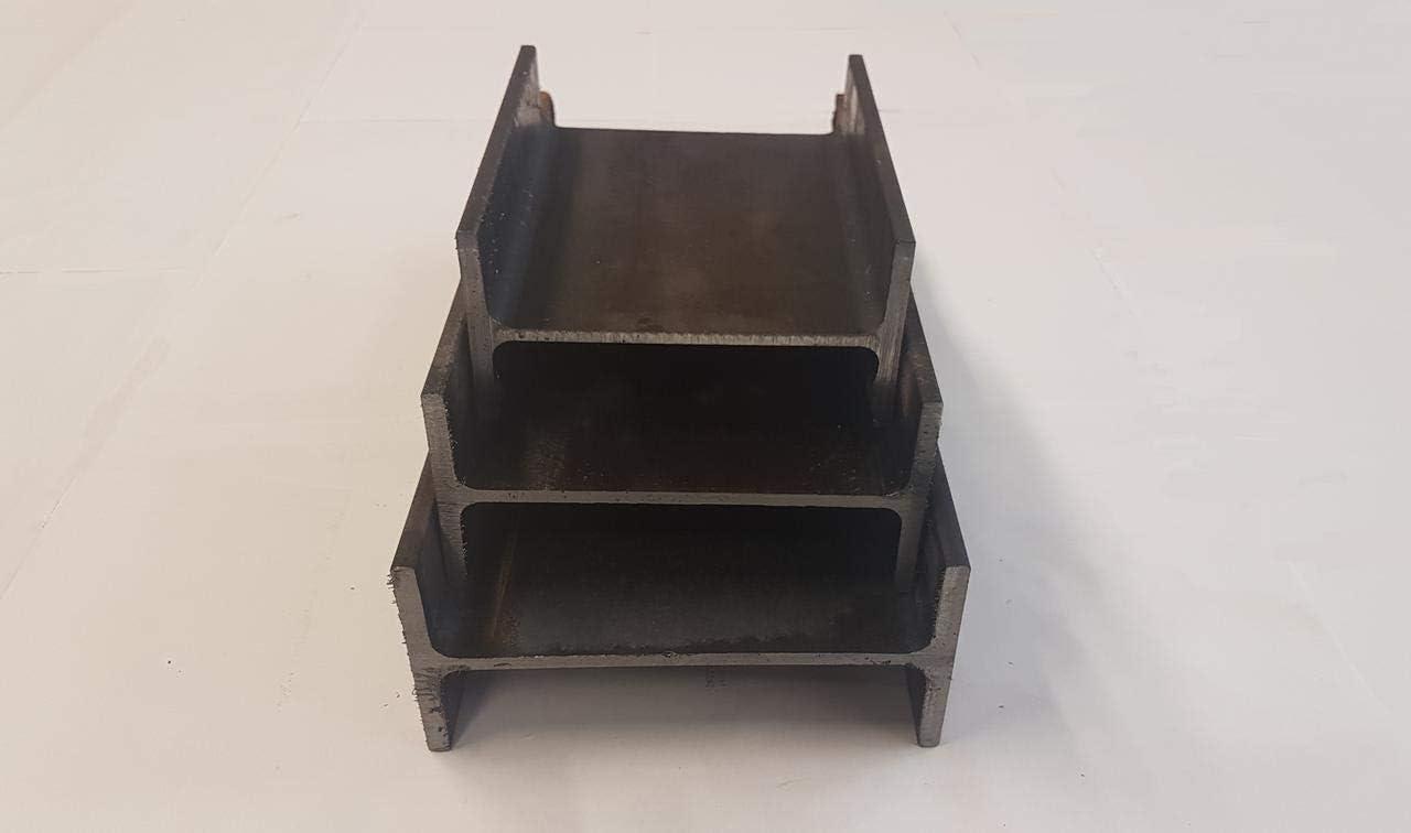 500 mm Stahltr/äger IPE 180 Doppel-T S235JR Eisentr/äger L = 500-1500 mm