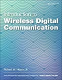 img - for Introduction to Wireless Digital Communication: A Signal Processing Perspective book / textbook / text book