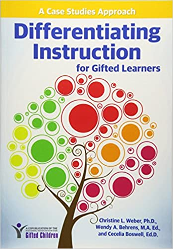 Amazon Differentiating Instruction For Gifted Learners A Case