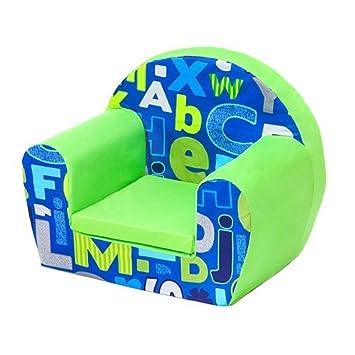 Ready Steady Bed Diseño del Alfabeto de los niños Niños ...