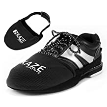 KAZE SPORTS Bowling Shoe Slider (Black)
