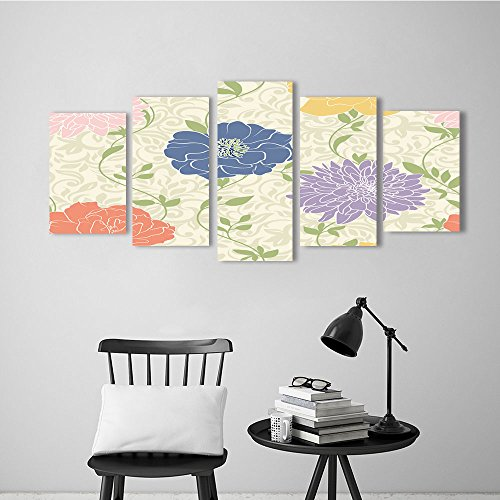 a wallpaper with paste colored s for Wall and Home Decoration ()