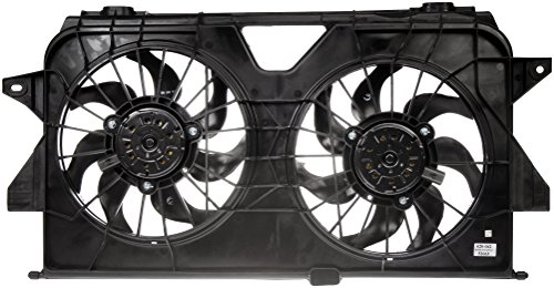 Dorman Radiator Fan Assemblies (Dorman 620-042 Radiator Dual Fan Assembly)