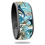 MightySkins Skin Disney MagicBand – Island Fish | Protective, Durable Unique Vinyl Decal wrap Cover | Easy to Apply, Remove Change Styles | Made in The USA Review