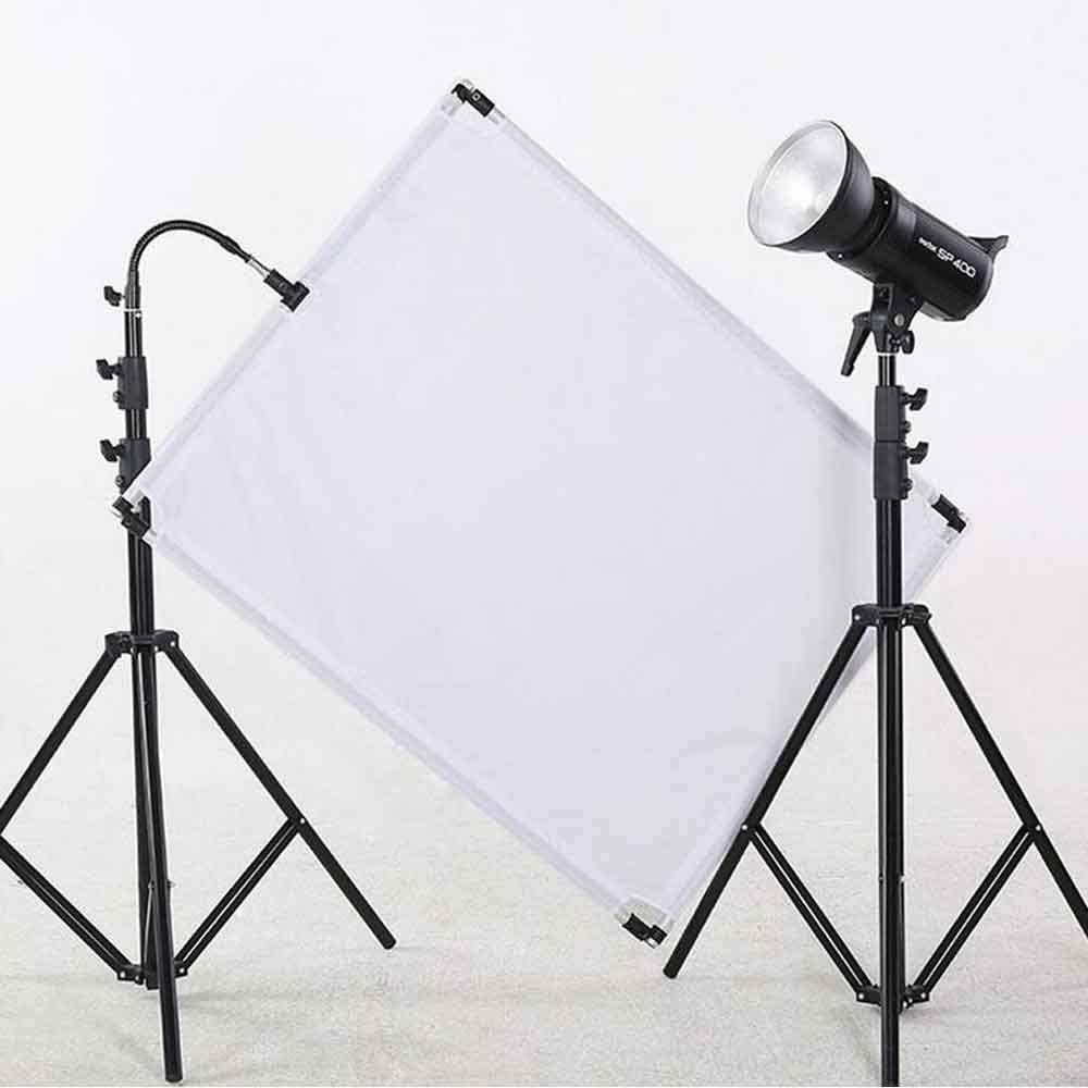 Yidoblo 12 Dimmable Bi-Color LED Light Ring FS-390II Kit with Mini Table Stand Photo Holder for Portrait Selfie YouTube Photo Video Studio Photography Lighting Carrying Bag