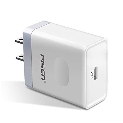 Amazon.com: Pisen Cargador de USB C con entrega de potencia ...
