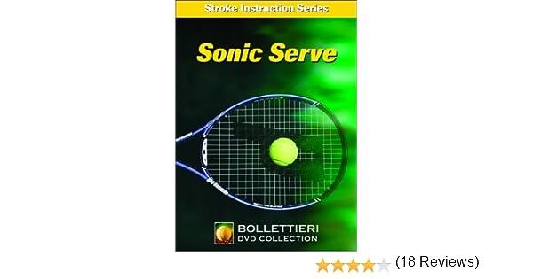 Amazon.com: Nick Bollettieris Stroke Instruction Series: Sonic Serve DVD by Nick Bollettieri: Nick Bollettieri, Human Kinetics: Movies & TV
