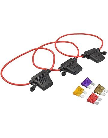 Electrical Fuses Amazon Com