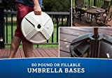 US Weight 50 Pound Umbrella Base
