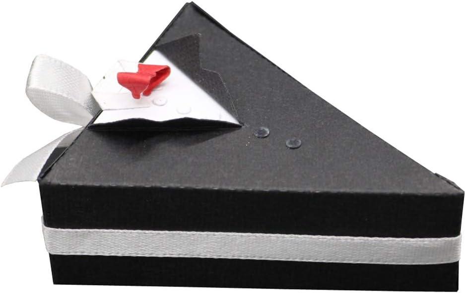 YiFeiCT Bo/îte de bonbonsScrapbooking Dies,Dies de Scrapbooking Matrices De D/écoupe en Acier Au Carbone Gaufrage Pochoirs pour DIY Scrapbooking Album Carte De Papier