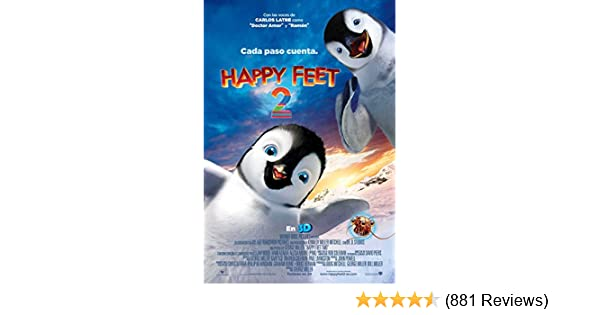 Amazon.com: Happy Feet 2 (Blu-Ray 2d Y Blu-Ray 3d) (Blu-Ray) (Import Movie) (European Format - Zone B2) (2012) Miller, George: Movies & TV