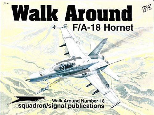 F/A-18 Hornet - Walk Around No. 18