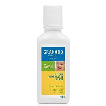 Linha Bebe Granado - Locao Corporal Hidratante Tradicional 100 Ml - (Granado Baby Collection -