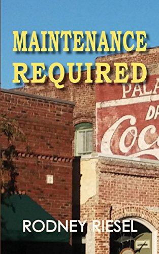 Maintenance Required (Fernandina Beach Mysteries Book 1)