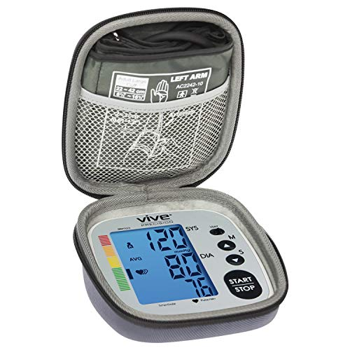 Vive Precision Hard Case for Blood Pressure