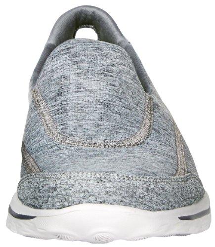 pour Gris premiers 13590 Chaussures Mélange homme Skechers pas NVY C4Pxq